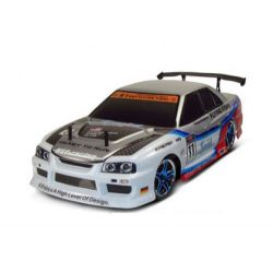 HiSpeed Flying Fish Nissan Skyline Electric RC Drift Car 2.4GHz