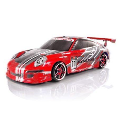 Porsche Electric RC Drift Car 4WD 1:10