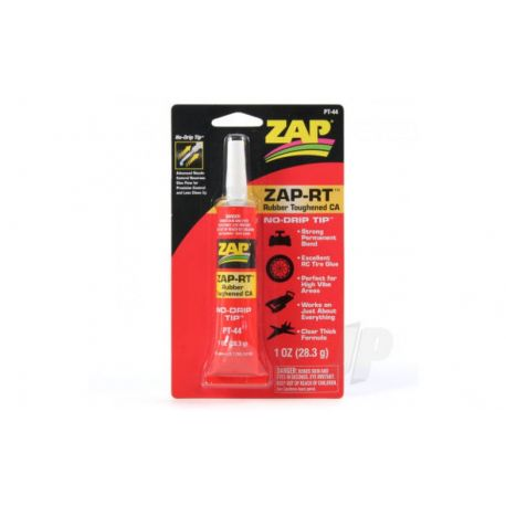 PT4 Zap-RT Rubber Toughened CA 1oz