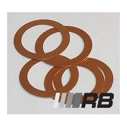 RB Concept Head Shims 0.3mm (5)
