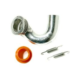 RB Concept Exhaust Manifold w/Spring & Connector