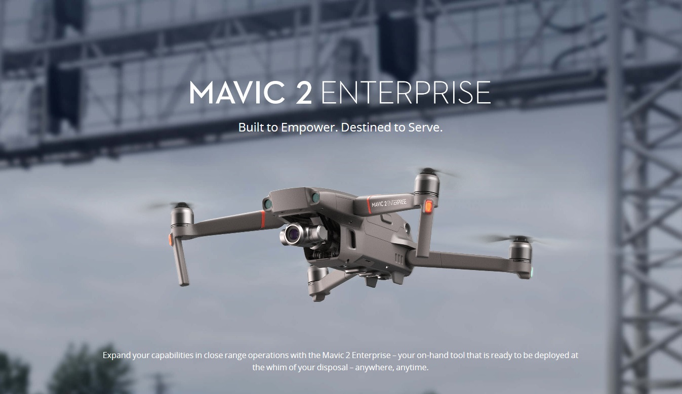 Dji Mavic 2 Enterprise Dynamic Zoom Mavic2 Ent Dublin