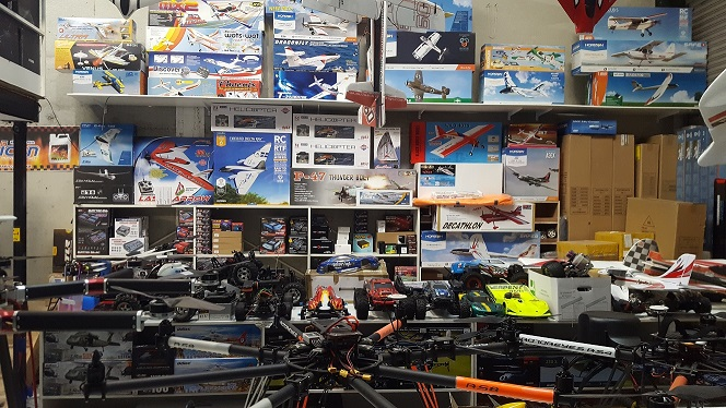 About Us Radio Controlled Shop