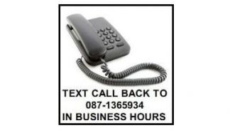 Text Call Back Service
